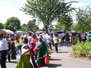 Dean Gardens Charito Festival 2