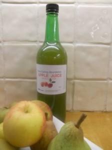 WEN apple juice 2