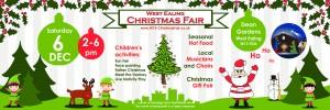 West Ealing Christmas Festival leaflet 2014
