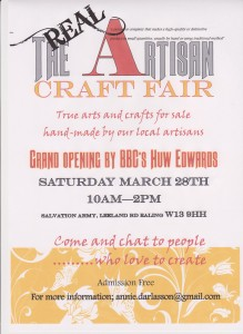 Artisan Craft Fair 001