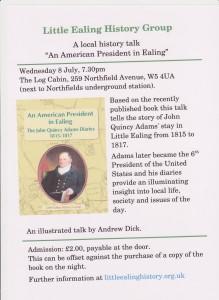 An American President in Ealing 001