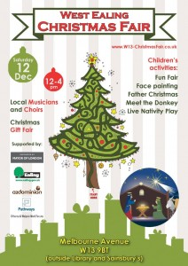 West Ealing Christmas Fair 2015